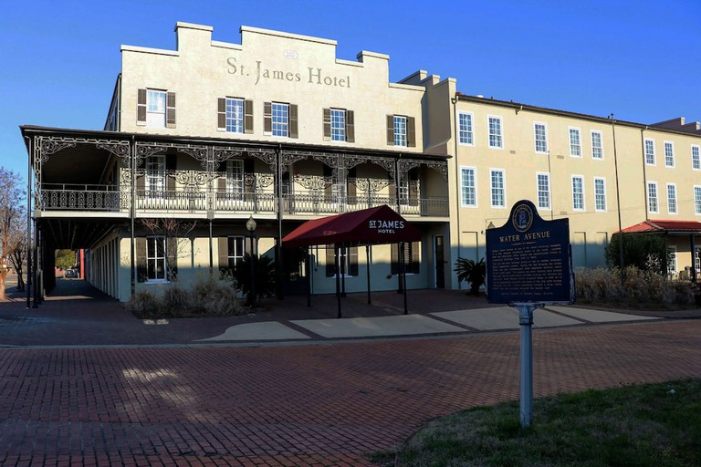 St. James Hotel Selma, Tapestry Collection by Hilton