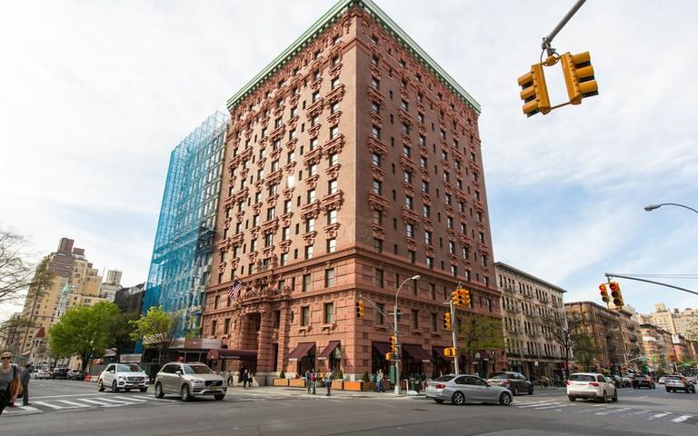 The Lucerne Hotel, Manhattan
