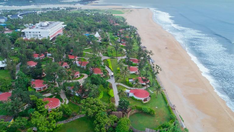 Taj Fisherman's Cove Resort and Spa, Chennai