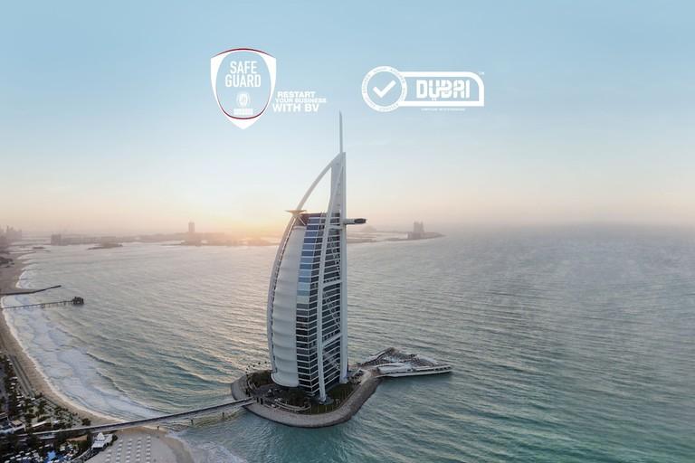 Burj Al Arab is one of the world's grandest hotels