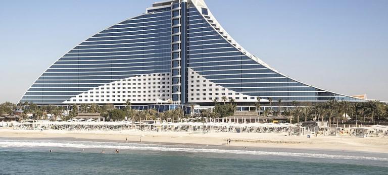 Ocean suite at Jumeirah Beach Hotel