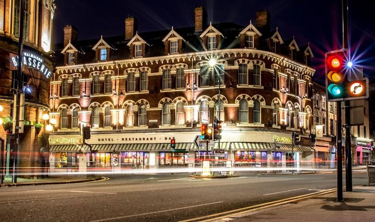 Cosmopolitan Hotel, Leeds