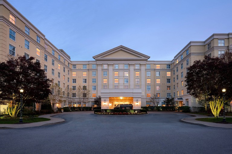 Mystic Marriott Hotel and Spad