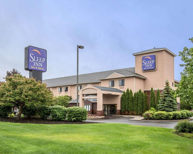 The Sleep Inn and Suites Queensbury