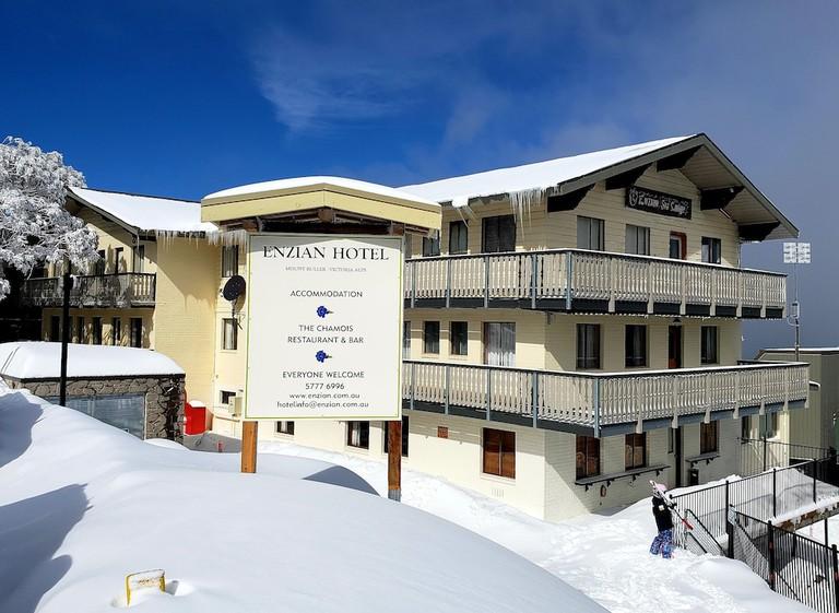 Enzian Hotel