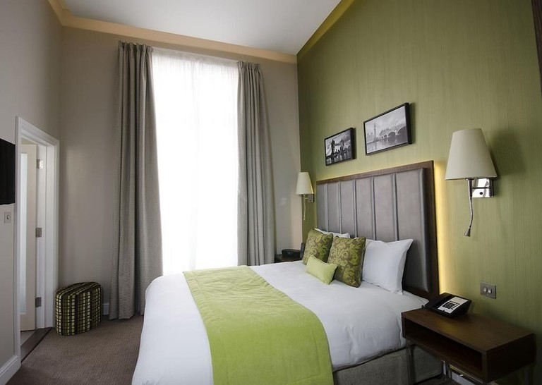 The Belgrave Hotel is an unassuming, relaxed hotel
