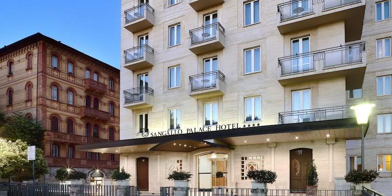 Hotel Sangallo Palace