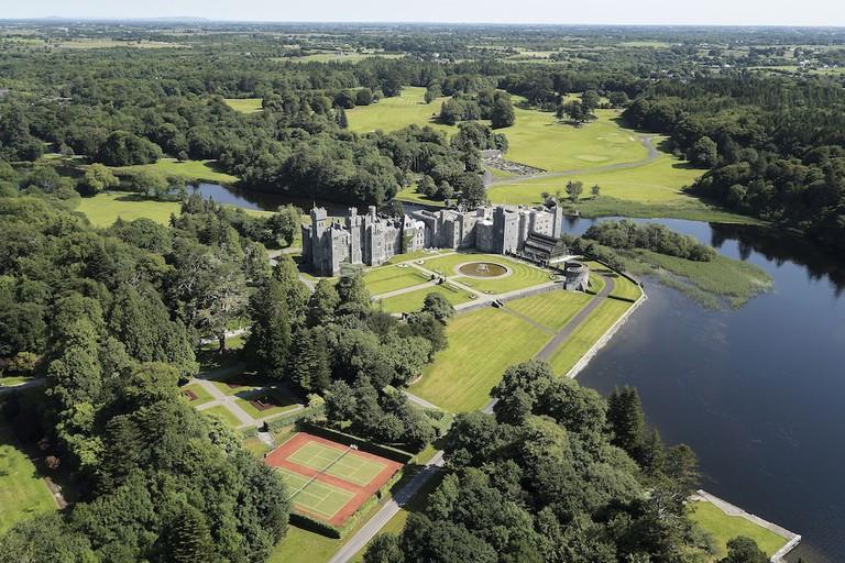 Spa, Ashford Castle, Cong, Ireland