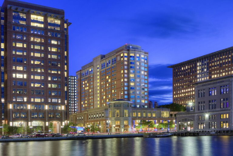 Seaport Hotel, South Boston Waterfront
