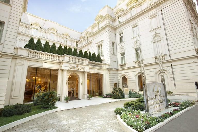 Grand Hotel Continental, Bucharest