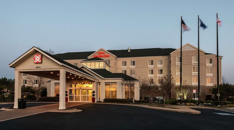 Hilton Garden Inn Auburn:Opelika_86b8a554