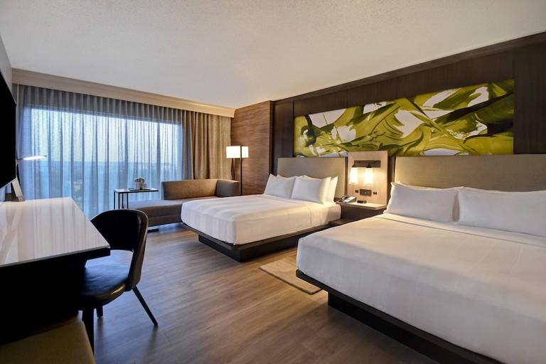 Dallas:Ft. Worth Marriott Hotel & Golf Club Champions Circle_82f10c0e