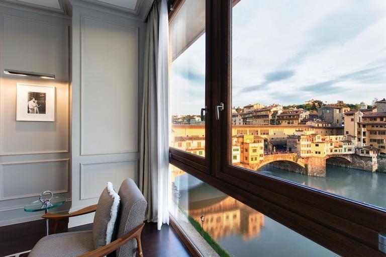 Understated elegance at Portrait Firenze