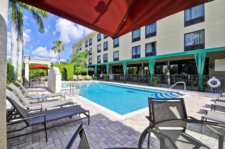Hampton Inn West Palm Beach Florida Turnpike