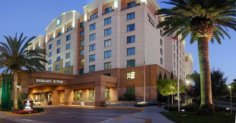 7ec48dac - Embassy Suites by Hilton Sacramento Riverfront Promenade