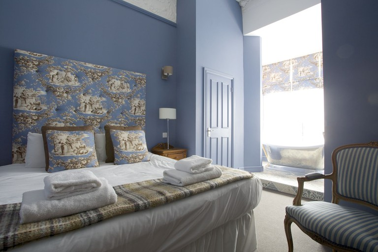 Georgian House Hotel bedroom interior