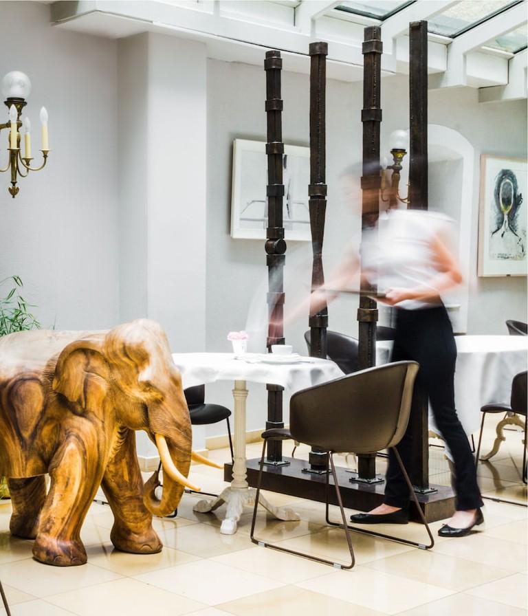 Schlossberghotel – Das Kunsthotel