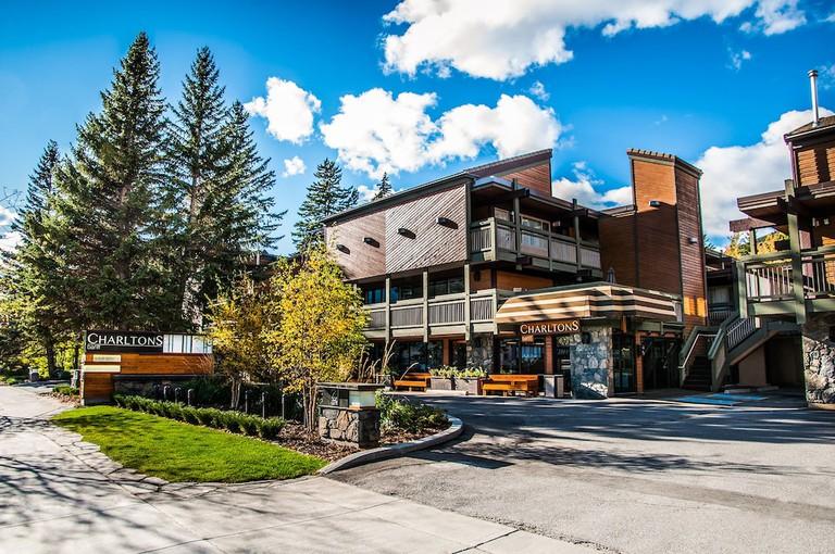 Charlton's Banff