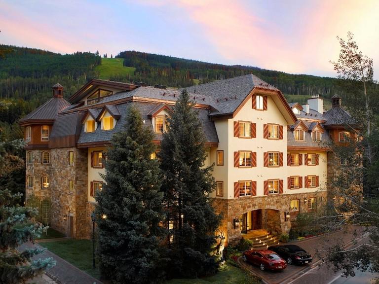 Tivoli Lodge
