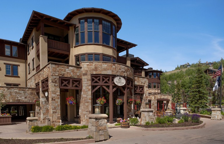 Chateaux Deer Valley