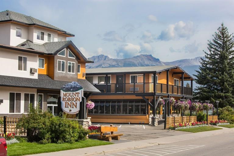 Mount Robson Inn, Jasper
