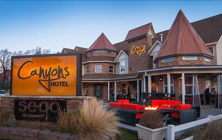 Canyons Boutique Hotel