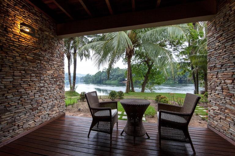 The Royal Senchi Resort / Hotel, Akosombo