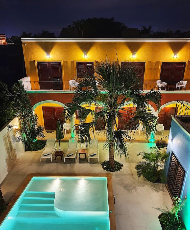Mérida Santiago Hotel Boutique