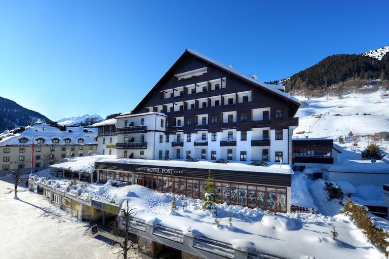 Hotel Post, St Anton, Austria