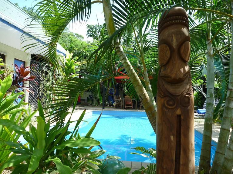Traveller's Budget Motel, Vanuatu