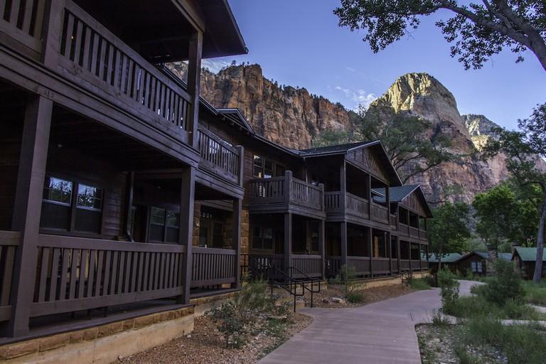 Zion National Park Lodge