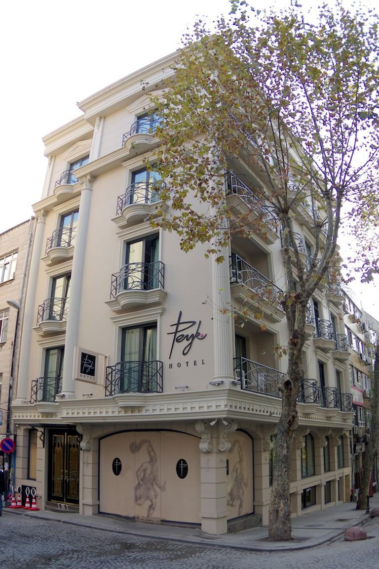 Peyk Hotel