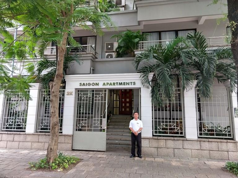 Saigon Apartments, Ho Chi Minh
