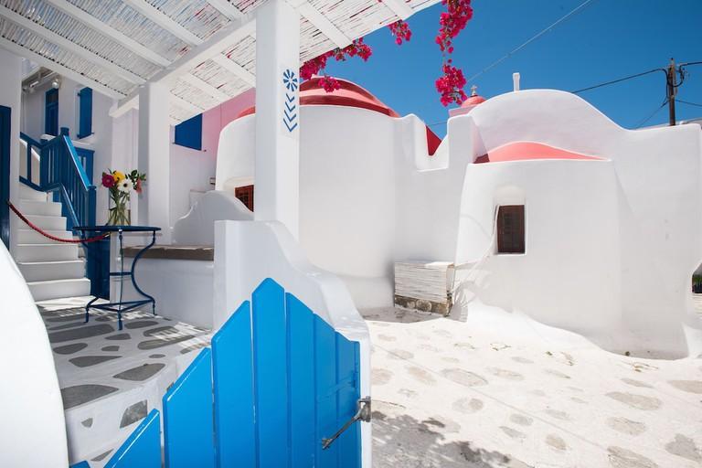 Eleanna's Hostel Mykonos Greece