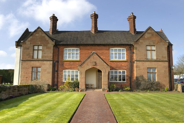 35627051 - Old Hall House
