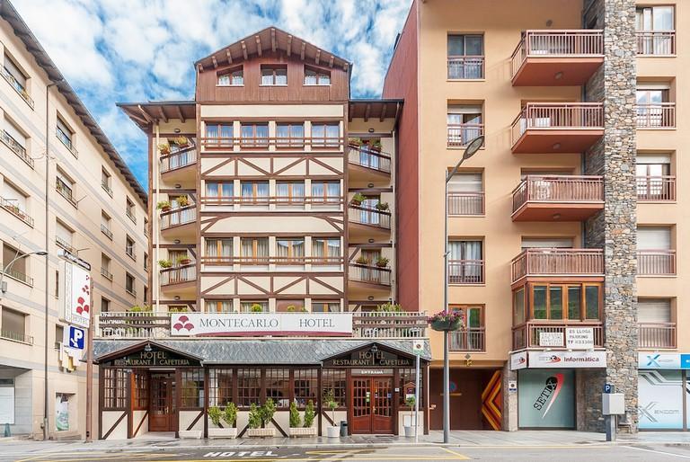 Hotel Montecarlo Andorra