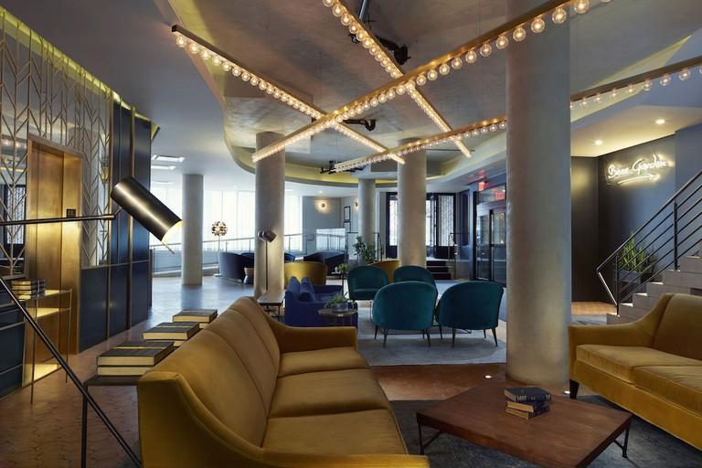 The Tillary Hotel, Dumbo, New York