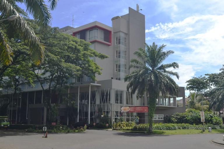 Grand Cakra Hotel