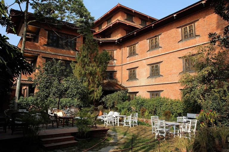 Hotel Vajra, Swayambhu