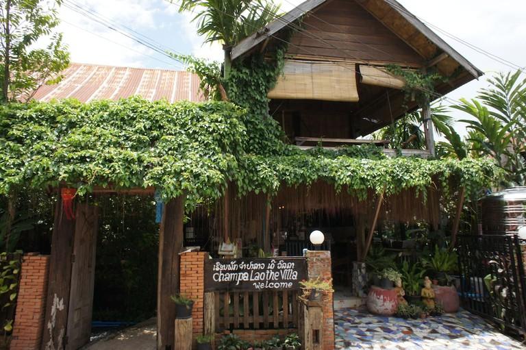Champa Lao The Villa