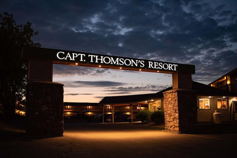 Capt. Thomson's Resort