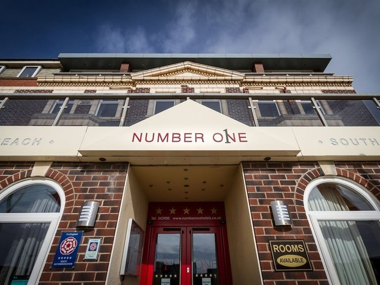 Number One South Beach Blackpool