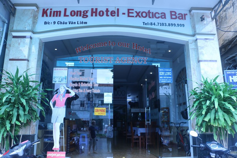Kim Long Hotel, Can Tho