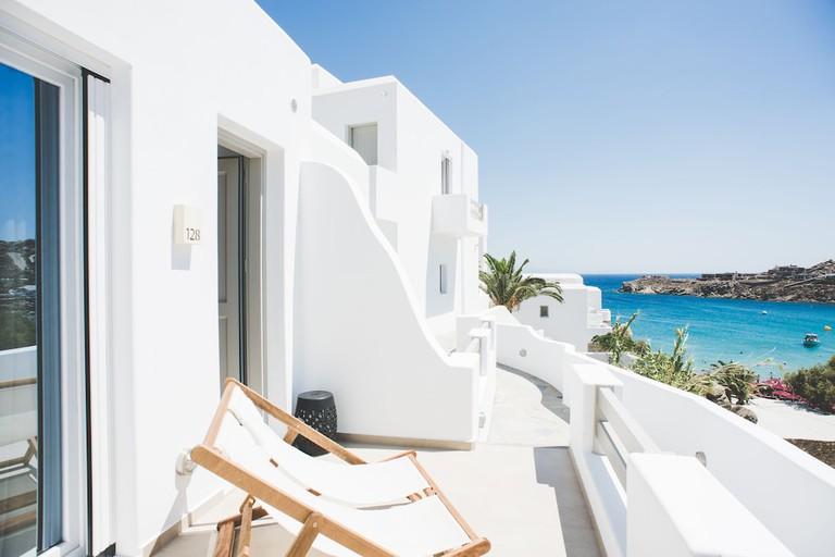 Super Paradise Suites Mykonos Greece