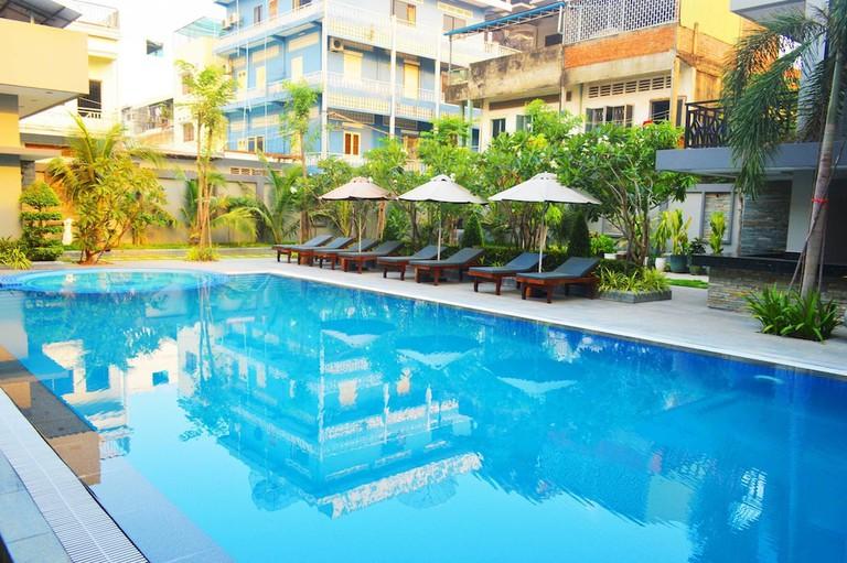 Holiday Hotel Battambang, Battambang