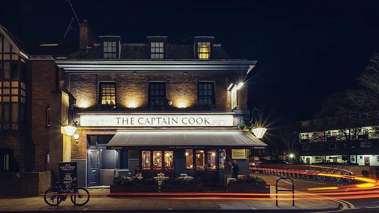 Captain Cook Hotel _d1997576