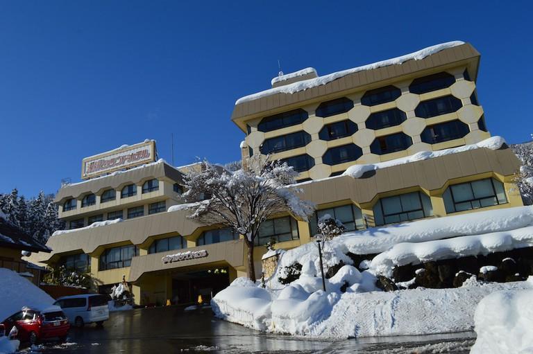 Yuzawa Grand Hotel – Yuzawa
