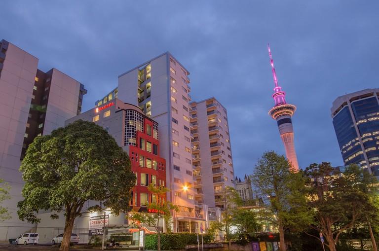 Ramada Suites Auckland