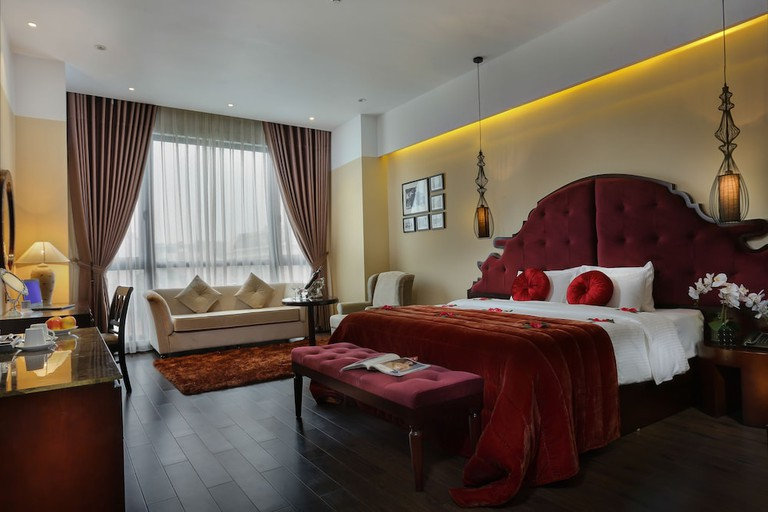 Clean and comfortable rooms | © Hanoi Marvellous Hotel & Spa/hotels.com