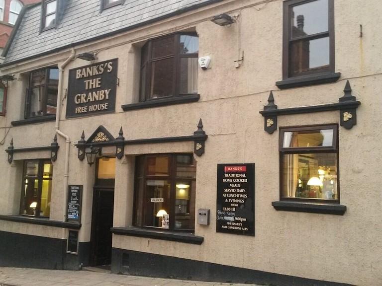 The Granby Hotel